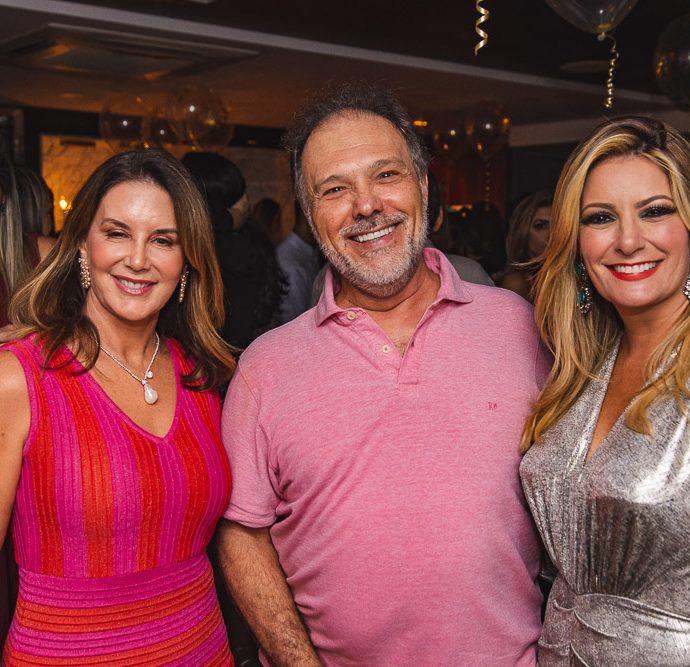 Fernanda Mattoso, Jose Carlos Pontes E Tatiana Luna