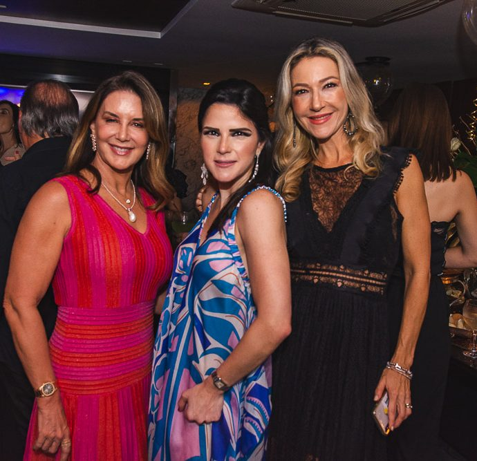 Fernanda Mattoso, Marilia Vasconcelos E Carnem Rangel