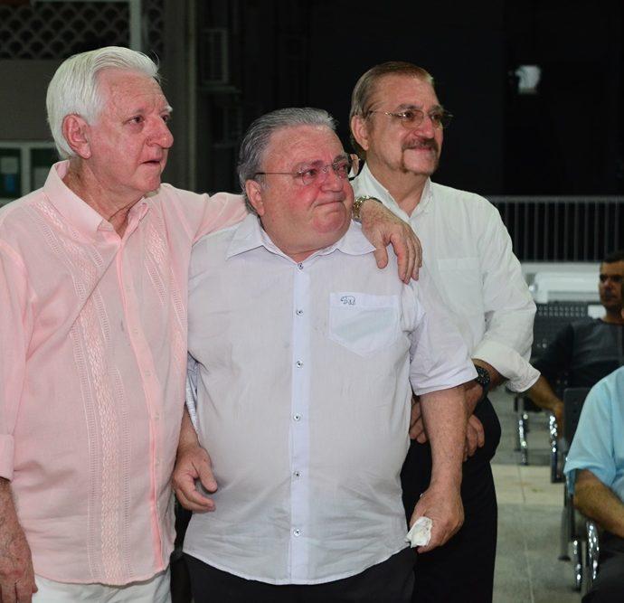 Fernando, Adriano E Luiz Dallolio