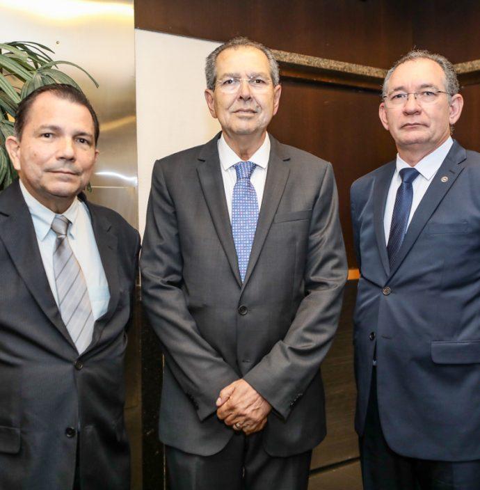 Fernando Castro Alves, Ricardo Parente E Cel Carvalho