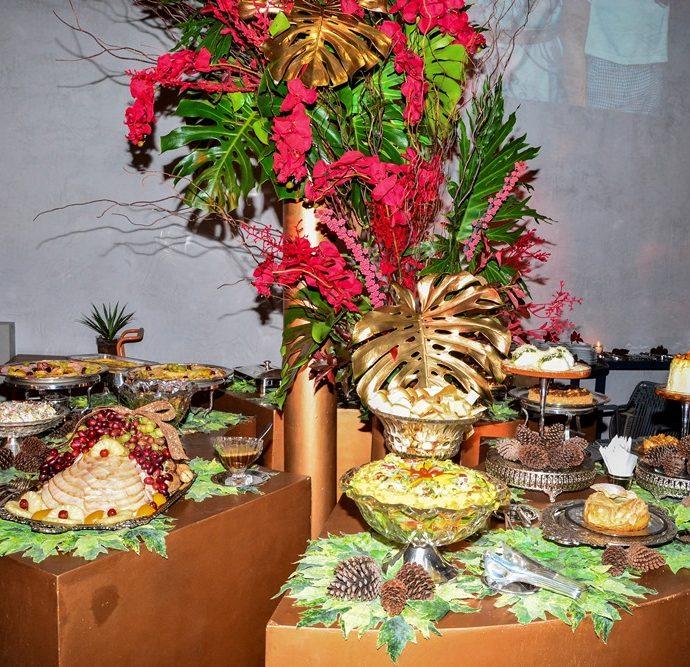Festa Natalina Na Galpão Design