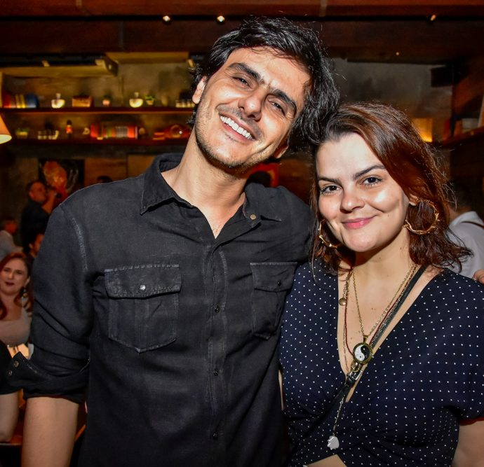 Flavio Stambowsky E Ana Carolina Magalhães