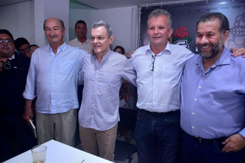 Política - Cid assume o comando do PDT e prega diálogo com aliados para 2020