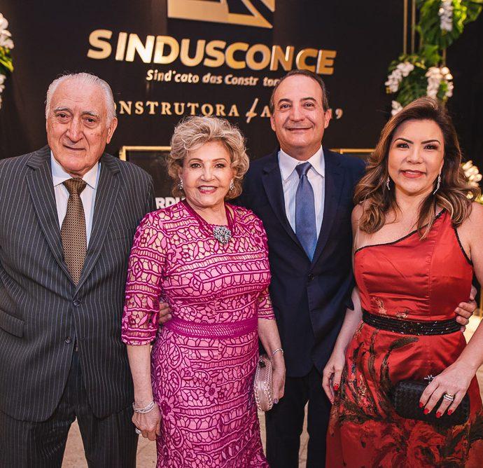 Franco, Rochelle, Dante E Andrea Bonorandi