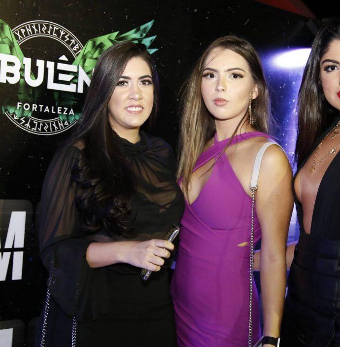 Gabriela Frutuoso, Lineia Barroso E Maria Beatriz