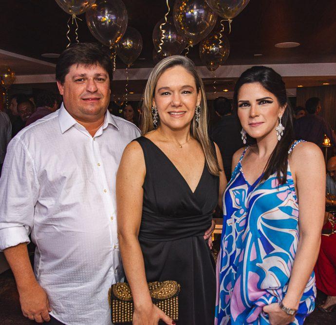 George Lima, Erika Lima E Marilia Vasconcelos