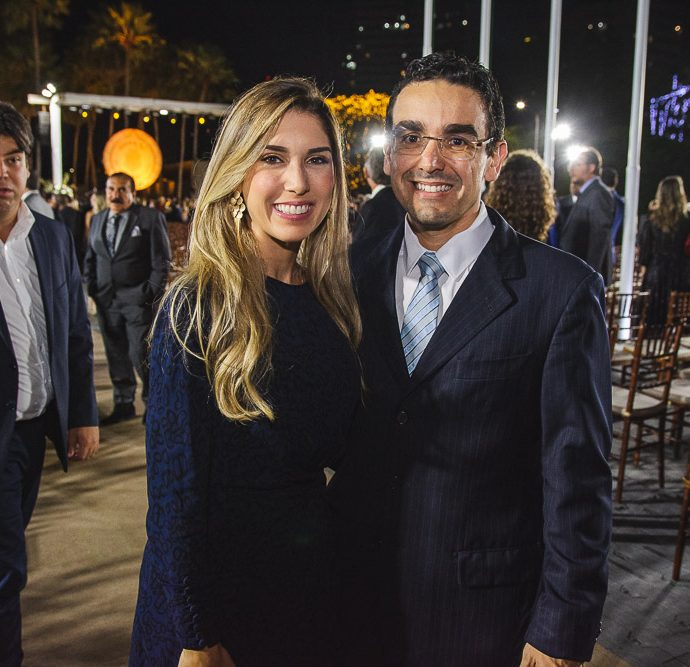Georgeanne Benevides E Marcio Magalhaes