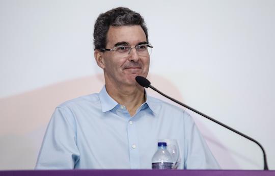 Geraldo Luciano assumirá a vice-presidência de Finanças do Sistema Hapvida em janeiro