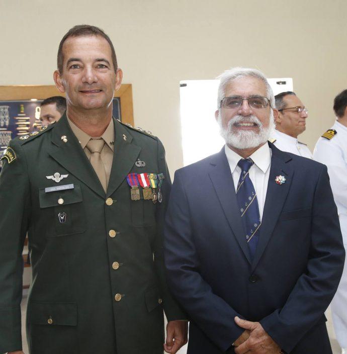 Geraldo Pereira E Manuel Theophilo