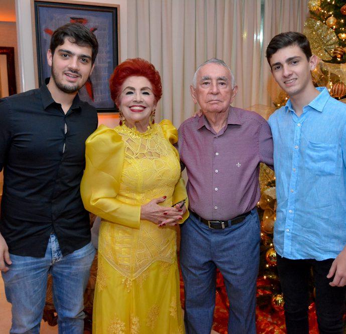Germano Filho, Josilda, Walter E João Pedro Belchior