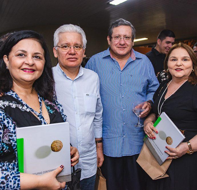 Gervania Vale, Pedro Paulo Vale, Bessa Junior E Ana Carla Bessa