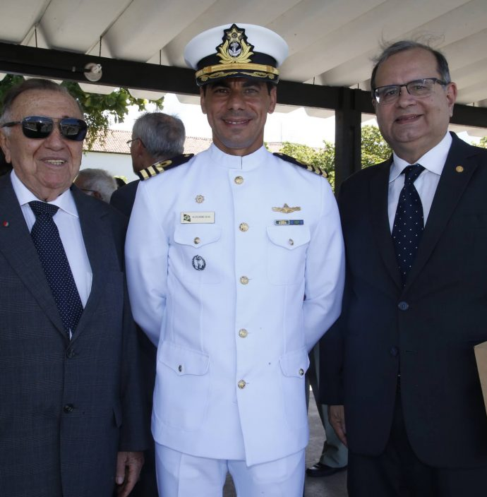 Gilberto Rangel, Alexandre Silva E Henrique Braga