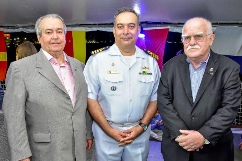 Gilberto Rangel, Madson Cardoso E Elis Oberg