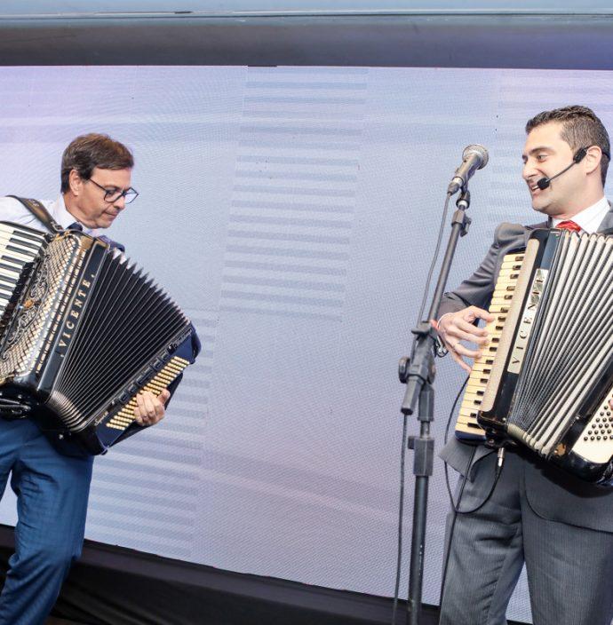 Gilson Machado E Vicente Paiva