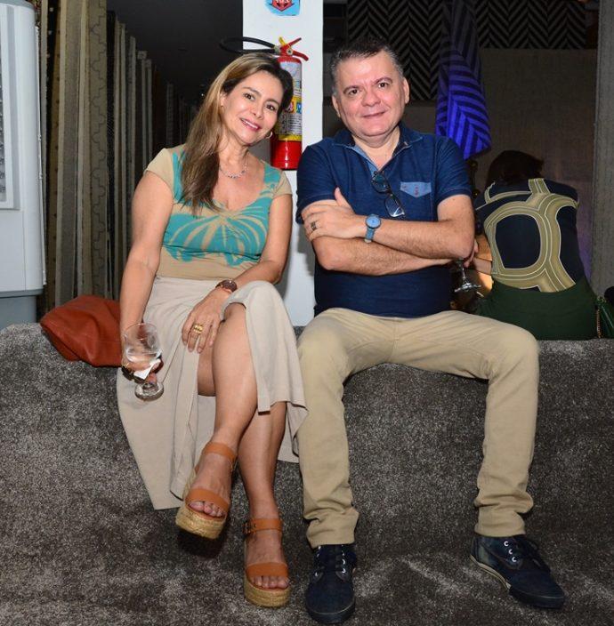 Gina Paiva E Omar De Albuquerque