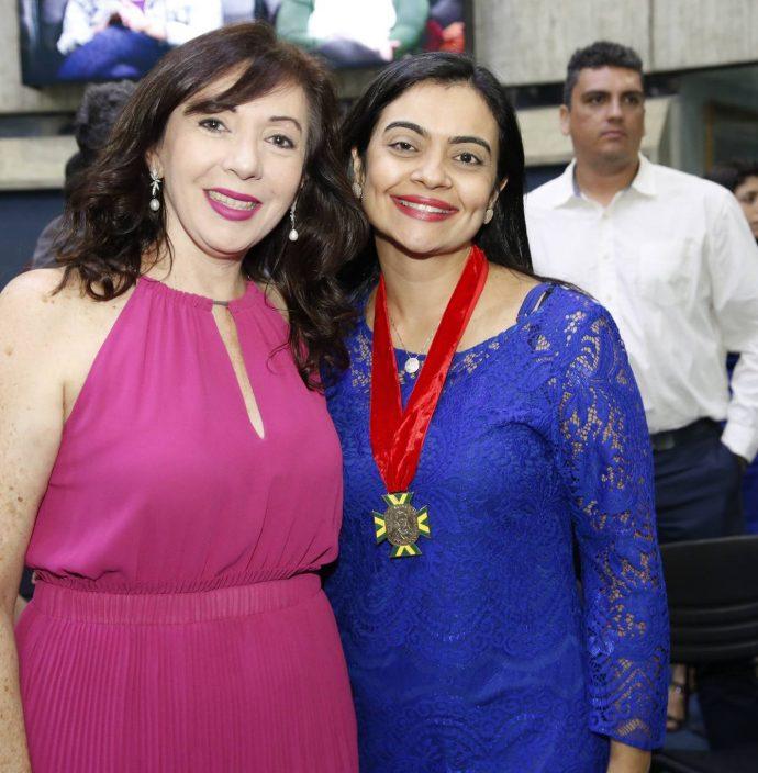 Gina Pompeu E Katherine Mihaliuc