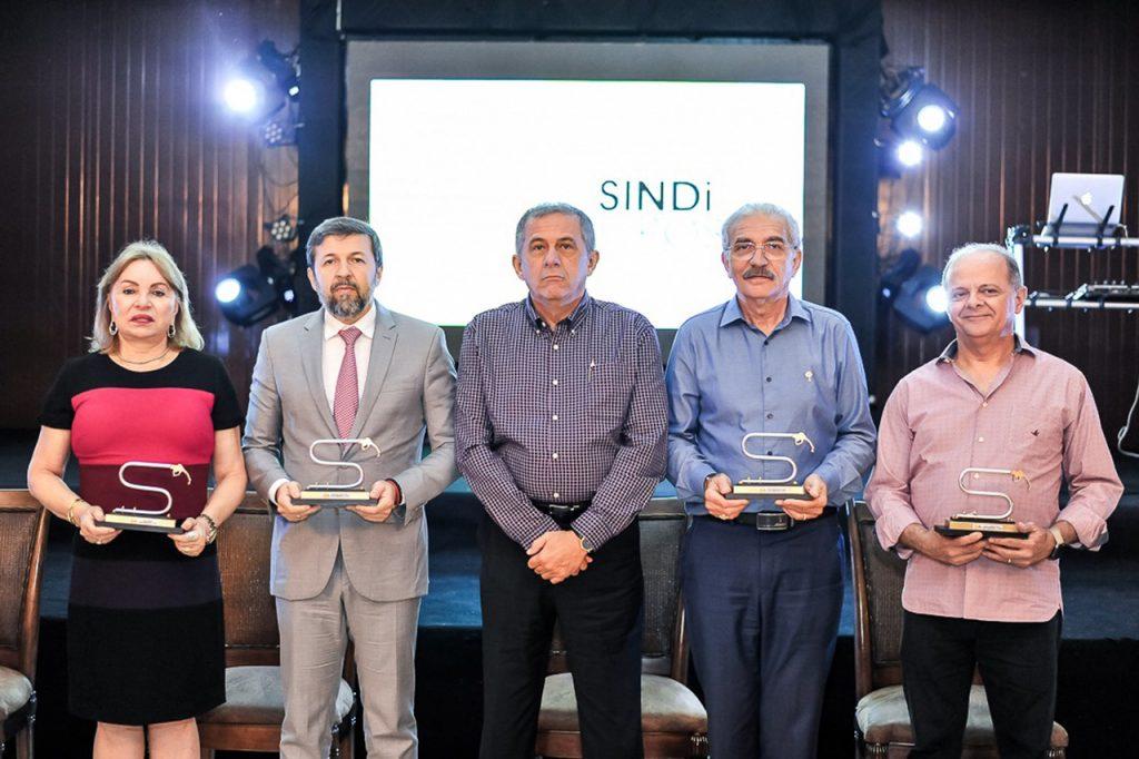 Gorete Pereira, Élcio Batista, Manuel Novais Neto, Walter Cavalcante E Paulo Barreto Novais (1)