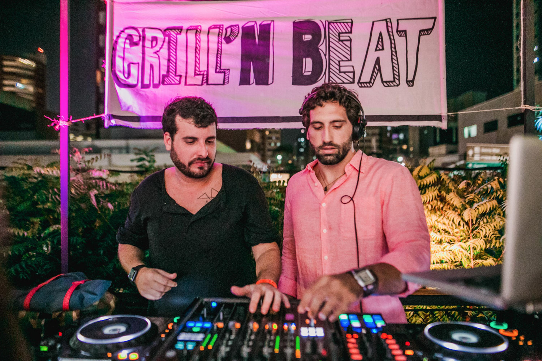 Com open parrilla e open bar, Colosso Fortaleza recebe o Grill'n Beat no fim de semana
