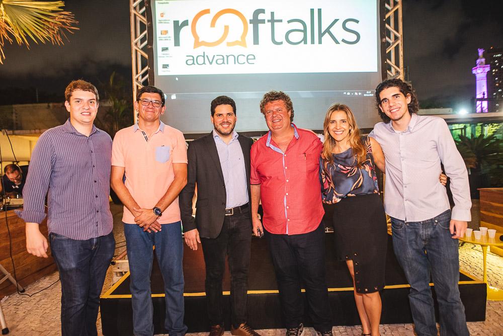Em parceria com o Google, Advance promove mais uma rodada do Rooftalks