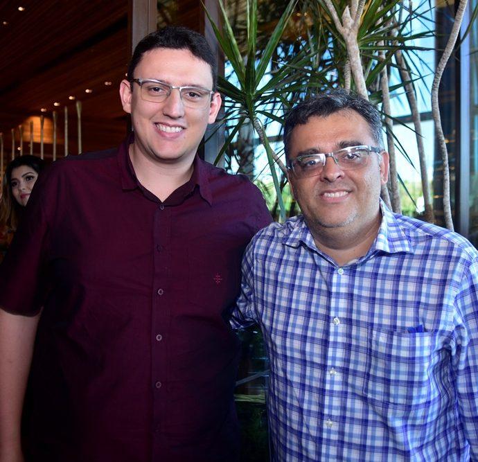 Gustavo Negreiros, Daniel Praciano