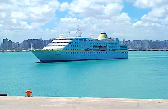 Terminal Marítimo de Passageiros vai a leilão no dia 20 de março