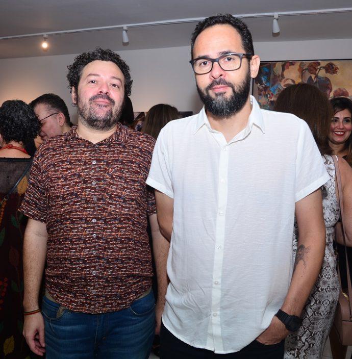 Henrique Viudez E Marco Ribeiro