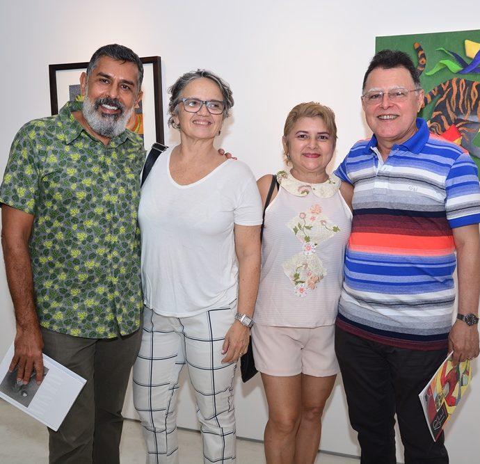 Herbert Rolim, Márcia Sales, Ironete E Sebastião De Paula