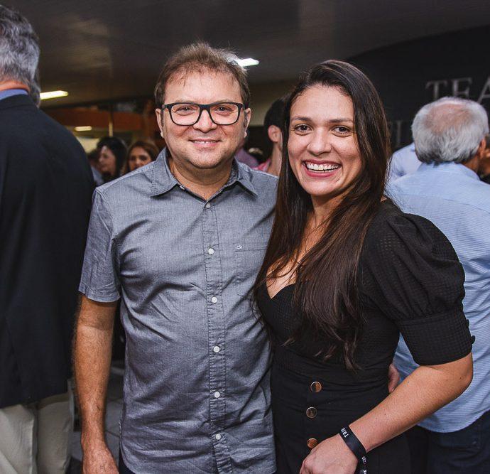 Idalberto Ramos E Fabiola Melo