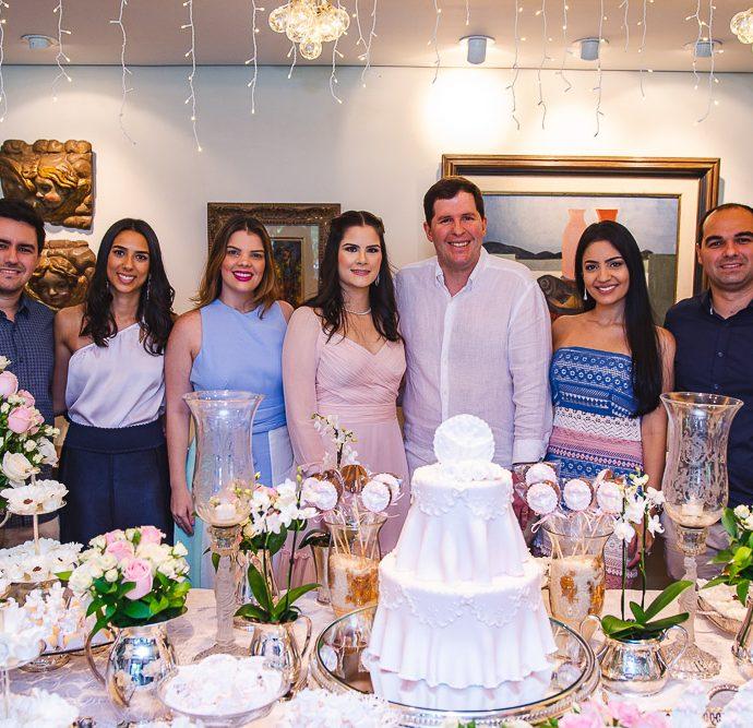 Idemar Cito, Ines Frota, Erilan Girao, Camile Carneiro, Rodrigo Carneiro, Carolina Ary E Caio Cesar
