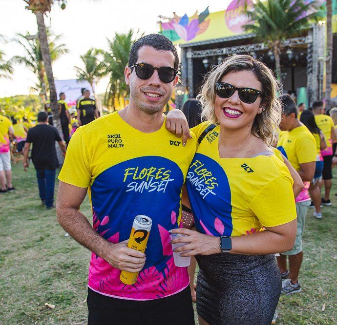 Igor Falcao E Gabriela Falcao