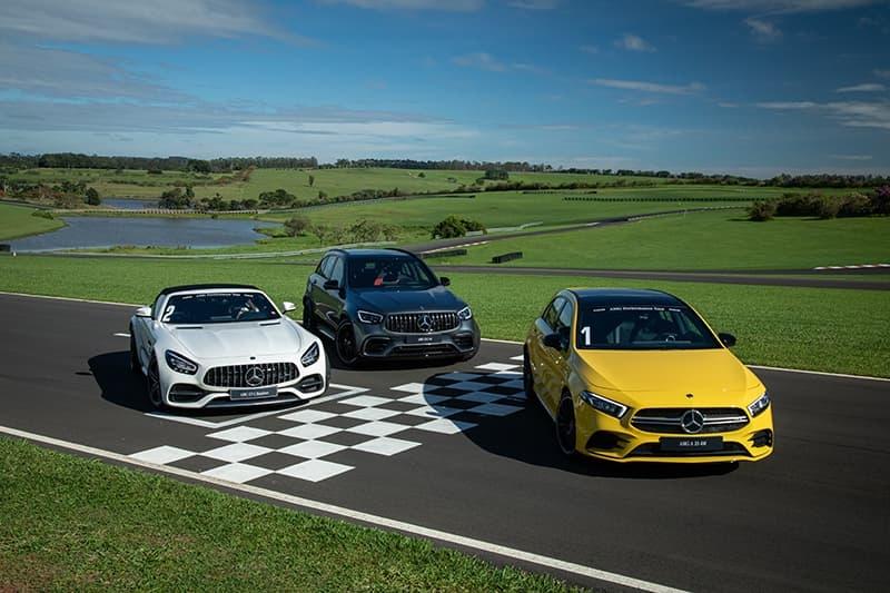 Super máquinas da Mercedes-AMG aportam por aqui e a top custa R$ 1.256.900,00