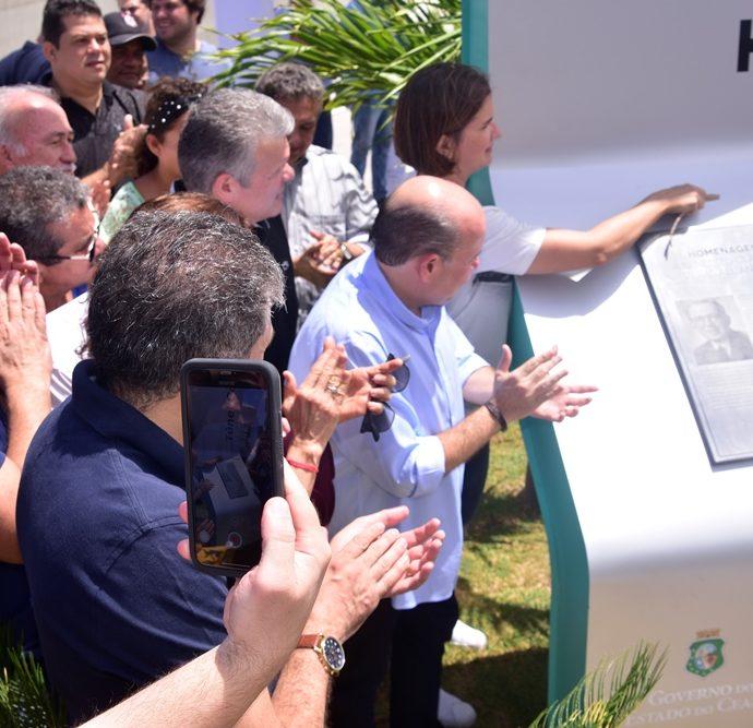 Inauguração Do Túnel Governador Beni Veras