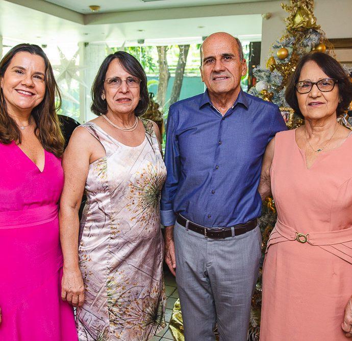 Iranir Quintao, Angela Quintao, Jose Quintao E Maria Jose Quintao