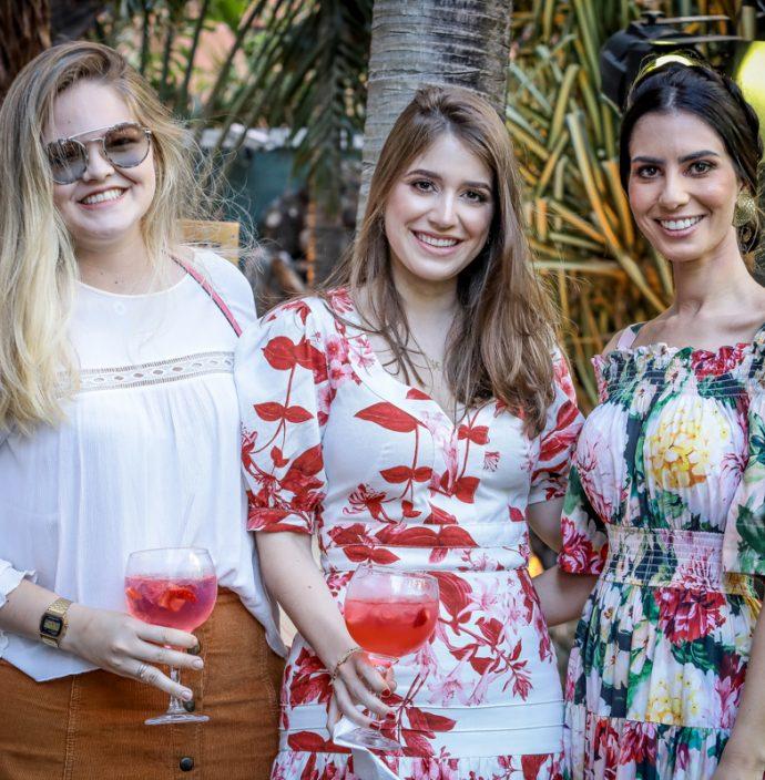 Isadora Dantas, Ligia Diogenes E Nicole Pinheiro