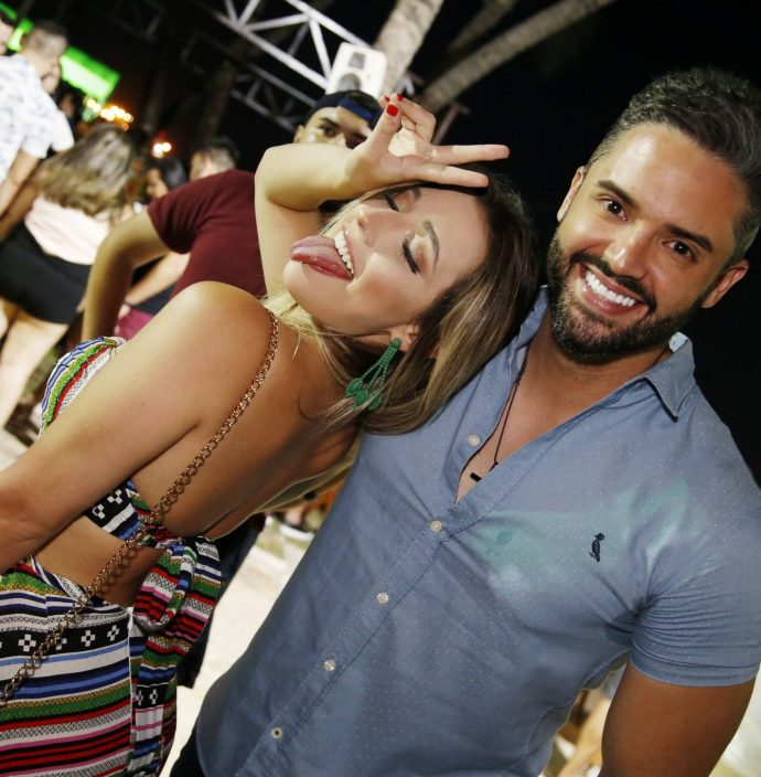 Ivana Pinheiro E Bruno Oliveira