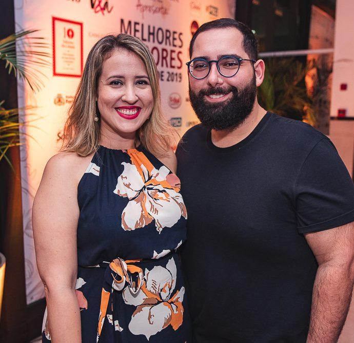 Izakeline Ribeiro E Luiz Victor Torres