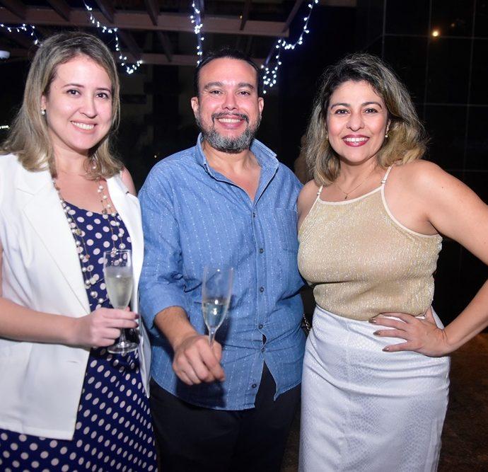 Izakeline Ribeiro, Helly Ellery, Carla Soraya