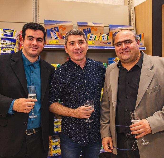 Jaime Linhares, Alfredo Alecrim E Afonso Dantas