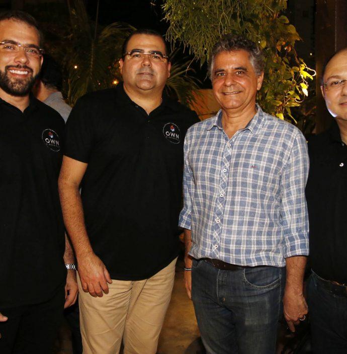 Jaime Veras, Luciano Neto, Marcelo Cavalcante E Fabio Ibiapina