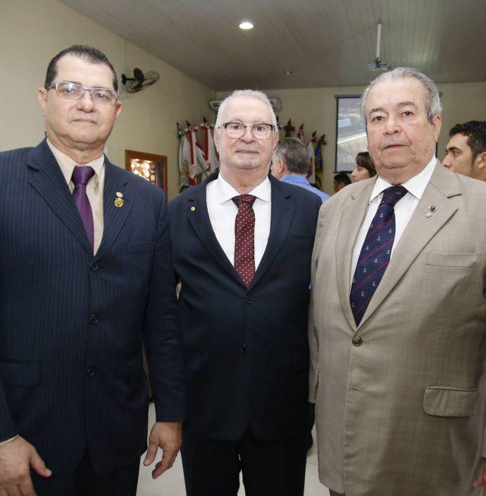 Jamiro Dias, Bruno Iuguetti E Meton Vasconcelos