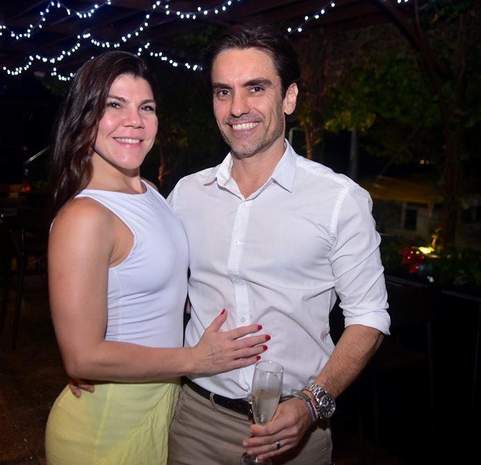 Janaina Lima E Leonardo Spinardi