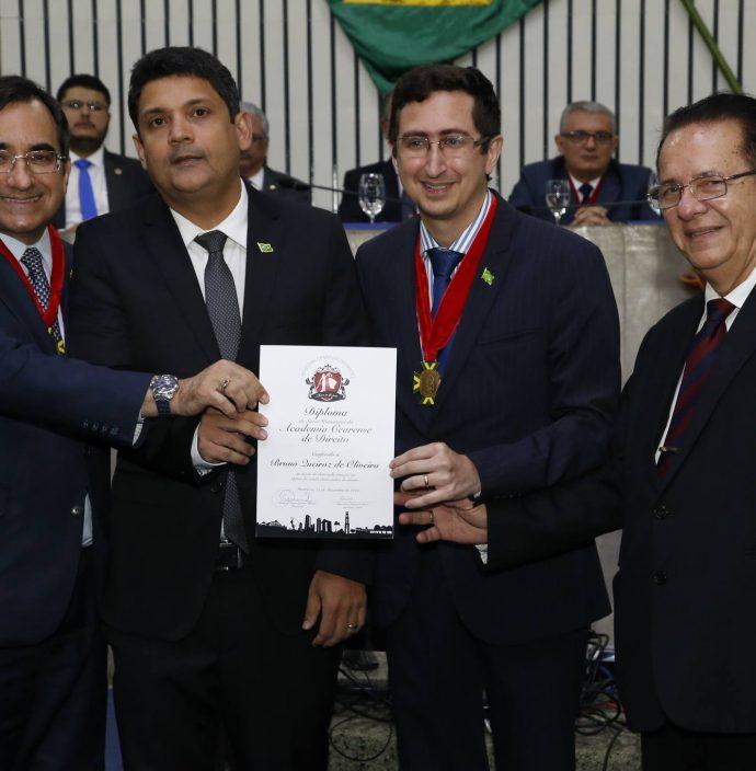 Jardson Cruz, Bruno Queiroz, Roberto Victor E Jose Valdo