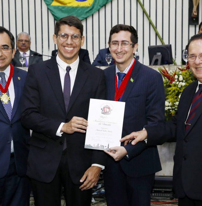 Jardson Cruz, Marcel Girao, Roberto Victor E Jose Valdo