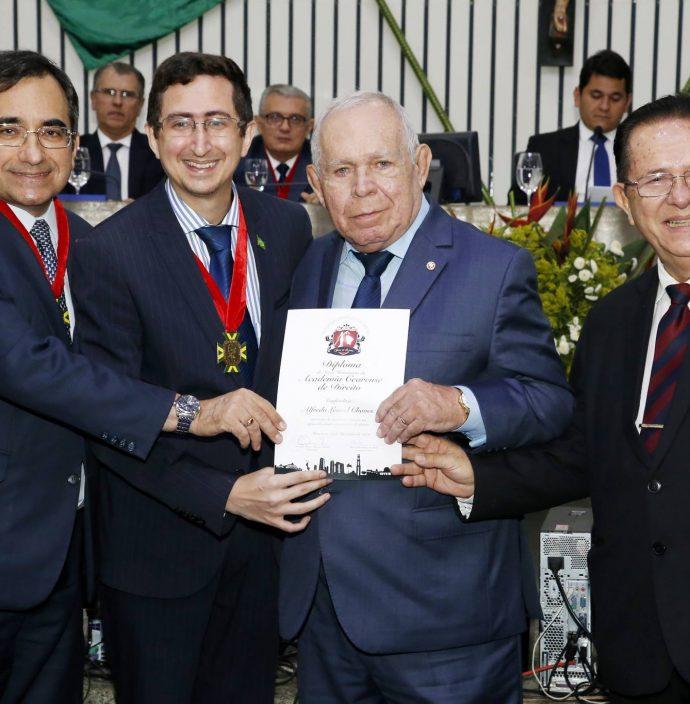 Jardson Cruz, Roberto Victor, Alfredo Leonel E Jose Valdo