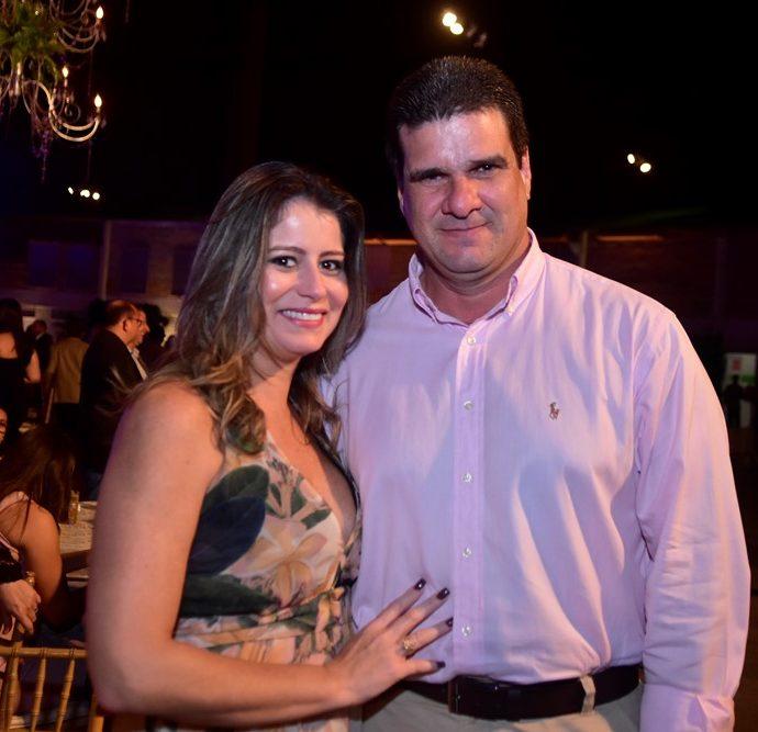 Jeane Braga E Fabio Andrade