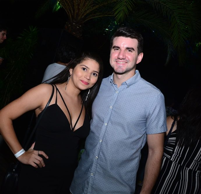 Jessica Menezes E Lucas Uchôa