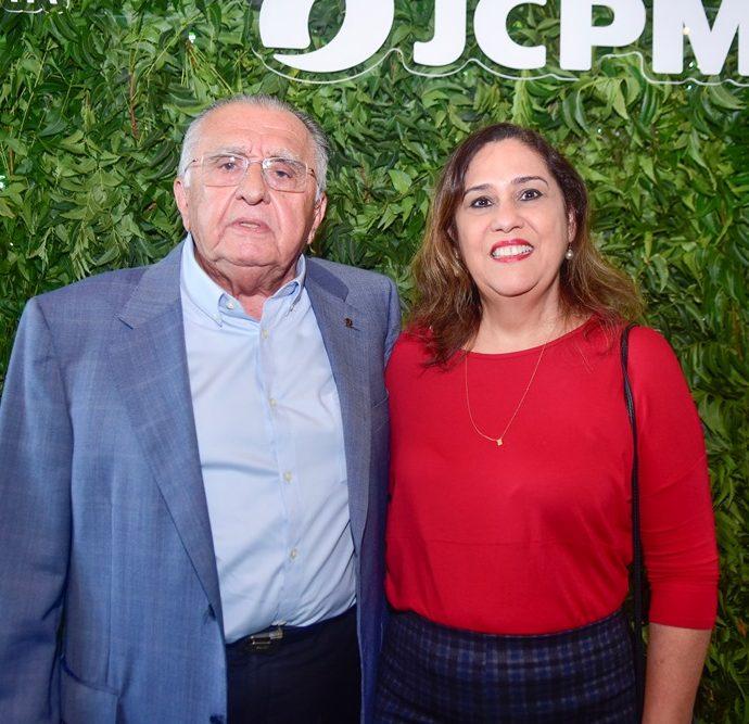 João Carlos Paes Mendonça E Regina Carvalho