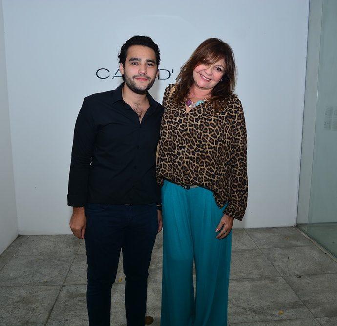 João Guilherme Nogueira E Ana Lourdes Almeida