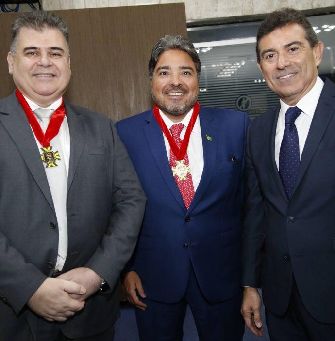 Joao Marcos Gomide, Leandro Vasquez E Alexandre Pereira