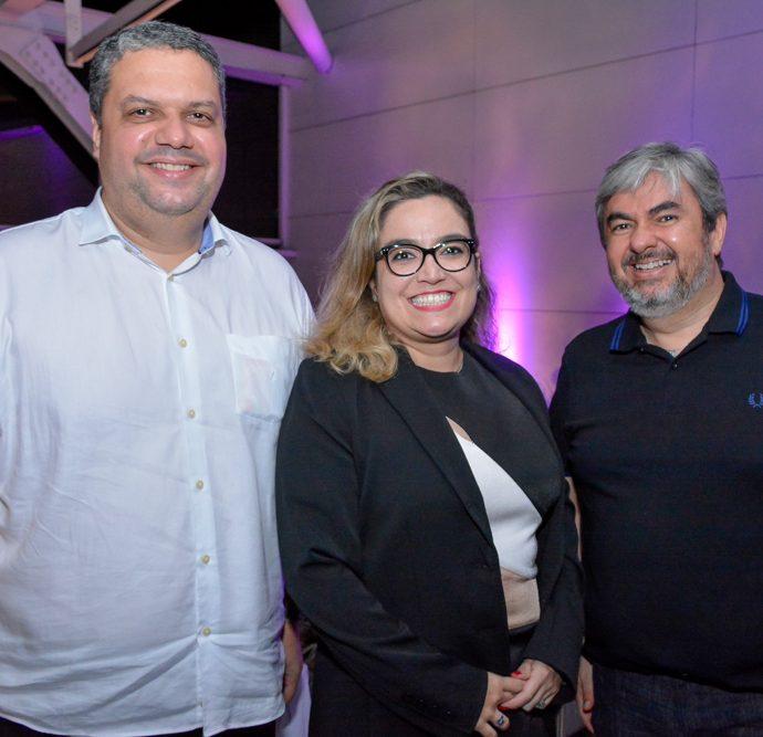 João Pupo, Silvia Vilar E Haroldo Rodrigues